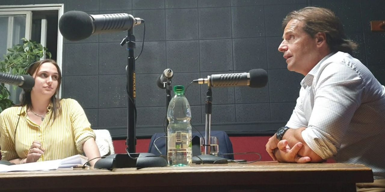 """Lacalle Pou: """"Quizá más que entender a Sartori haya que entender a la opinión pública"""""""