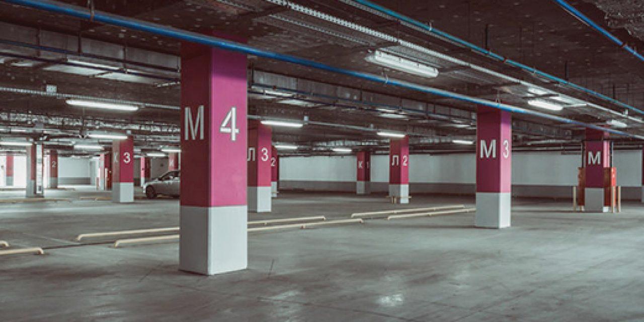 Habilitaron nuevo estacionamiento subterráneo, ya construido,  en Ciudad Vieja