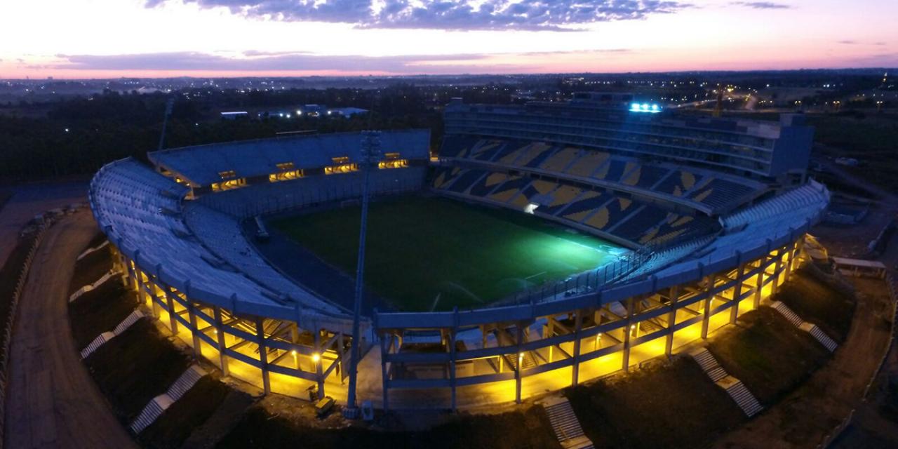 Hinchas de Nacional partirán desde el Centenario para asistir al clásico al Campeón del Siglo