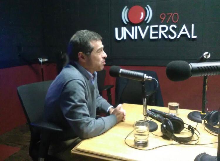 """Talvi: """"Excepto Pablo Mieres nadie más respeta"""" la veda de publicidad electoral"""