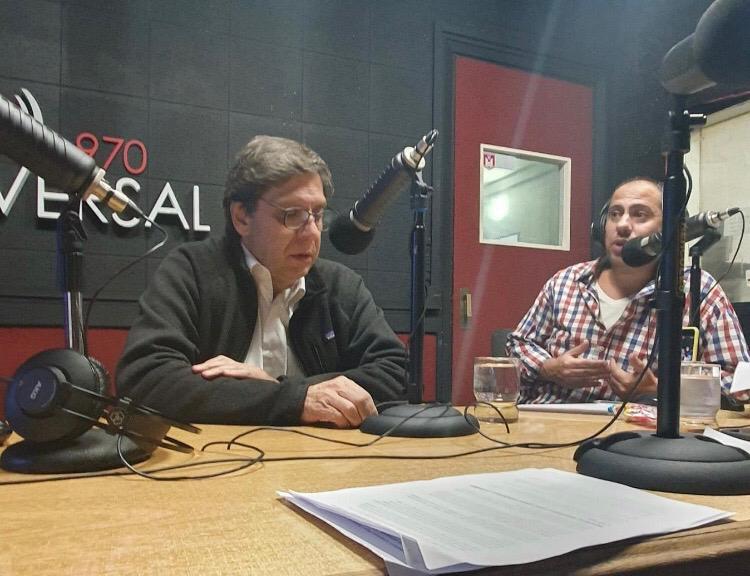 """Miranda: """"Venezuela es una dictadura, pero Brasil pega en el palo"""""""