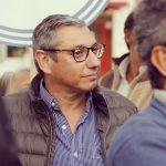 Lacalle le resaltó la importancia de la hidrovia Uruguay Argentina a Carlos Enciso