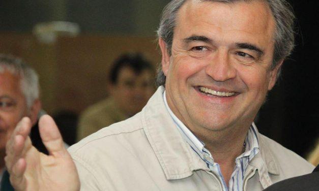 """Jorge Larrañaga: """"Los encuestadores van a pegarse un porrazo"""""""