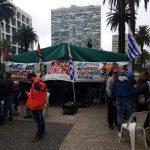 """Sindicato del gas toma con """"alegría enorme"""" el anuncio de Vázquez sobre Petrobras"""