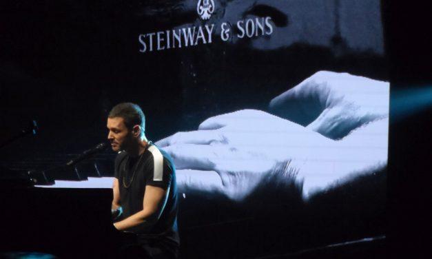 """Axel regresó a Uruguay con """"Volver a Ser"""", mucho más que un concierto, una experiencia """"sanadora"""""""