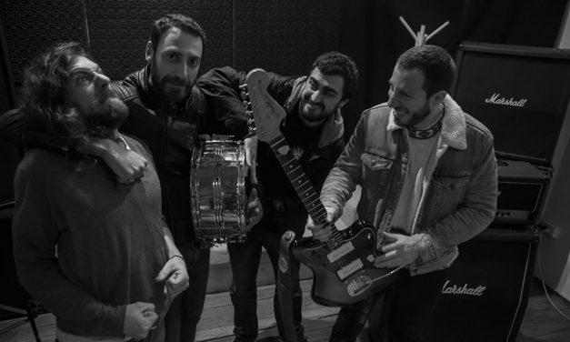 """""""Quemando rieles"""" es el nuevo disco de Humo Rock and Roll y lo presenta en Sala Camacuá"""