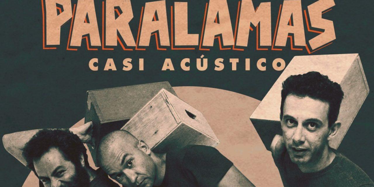 Paralamas confirmó show en el Sodre