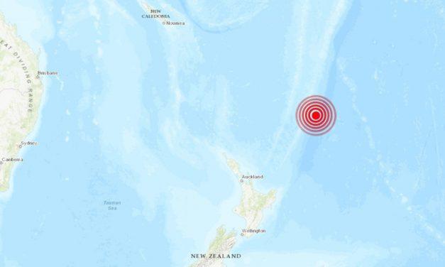 Nueva Zelanda emite una alerta de tsunami tras un terremoto de magnitud 7,4