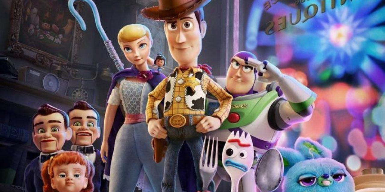 Los personajes de Toy Story, la película icónica de Disney/Pixar, regresaron a la pantalla grande