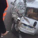 Flores: Una motociclista murió tras chocar contra un camioneta