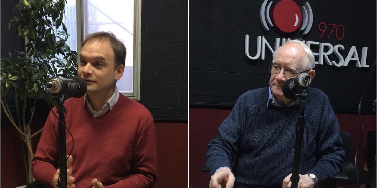 """Oscar Bottinelli: """"La elección no está definida, pero…"""""""