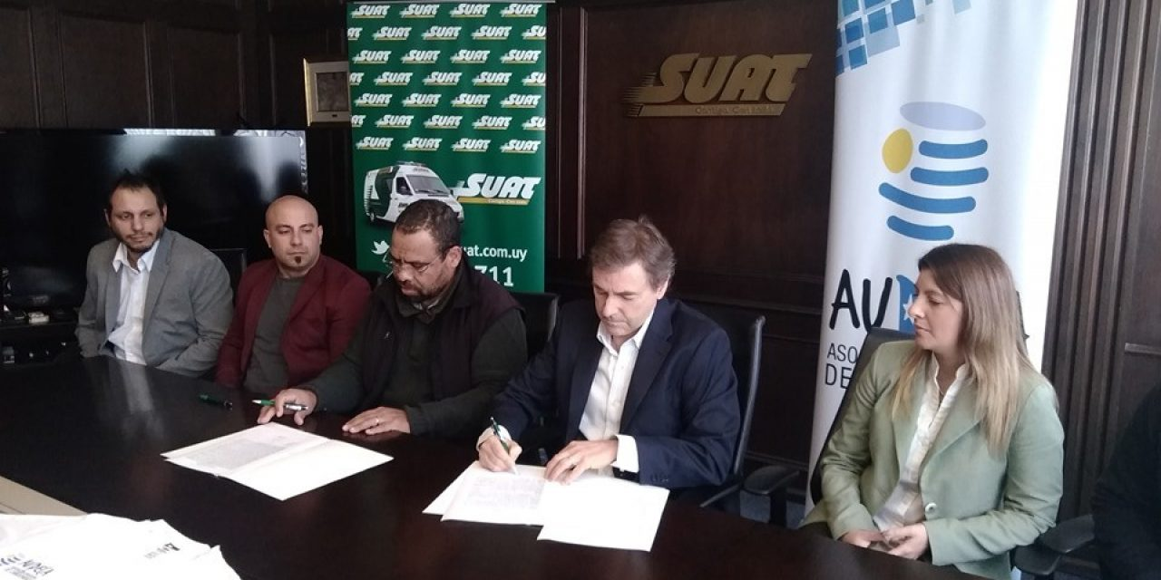 Audeca y Suat firmaron convenio por un candombe protegido