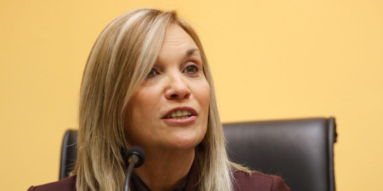 Beatriz Argimón: el Partido Nacional «está preparado para gobernar»