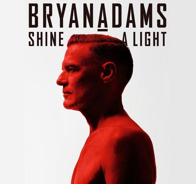 Bryan Adams llega a Uruguay el 14 de octubre