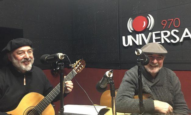 Larbanois & Carrero se presenta en el Auditorio; 40 canciones en cuatro discos