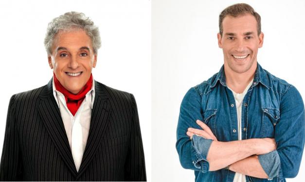 Maxi de la Cruz vuelve a calle Corrientes con Antonio Gasalla