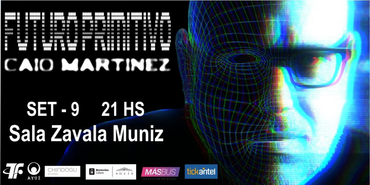 """""""Futuro Primitivo"""" integra rock, electrónica, efectos visuales, iluminación y tecnología"""