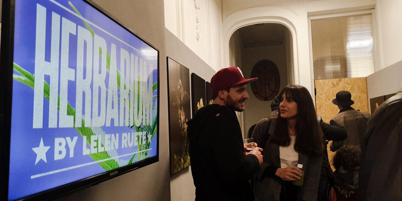 """""""Herbarium"""" Lelen Ruete: Primera exposición global de fotos de Cannabis"""