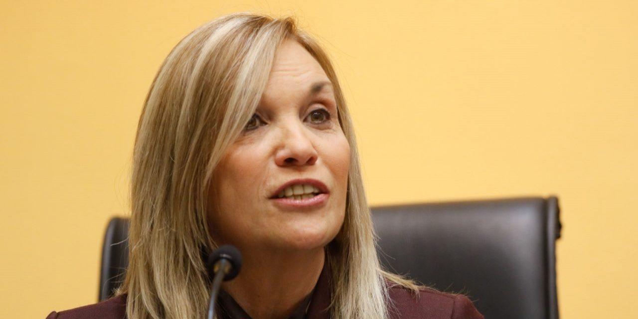 Beatriz Argimón está dispuesta a debatir con Graciela Villar