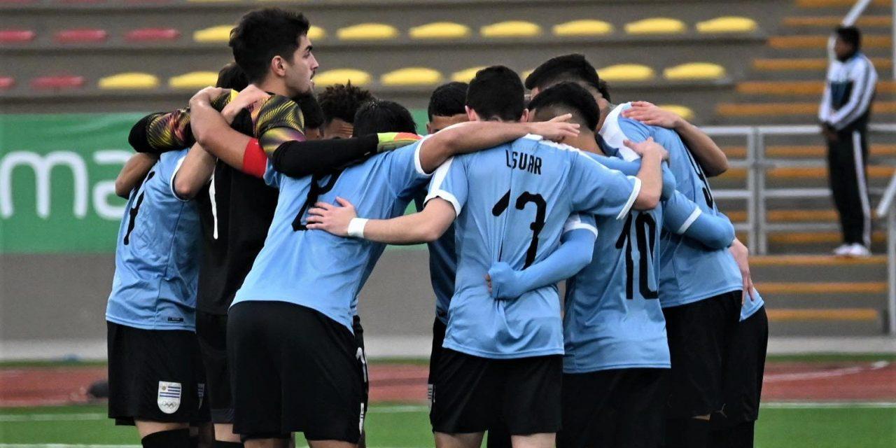 Uruguay sin podio: perdió con México por el 3er puesto