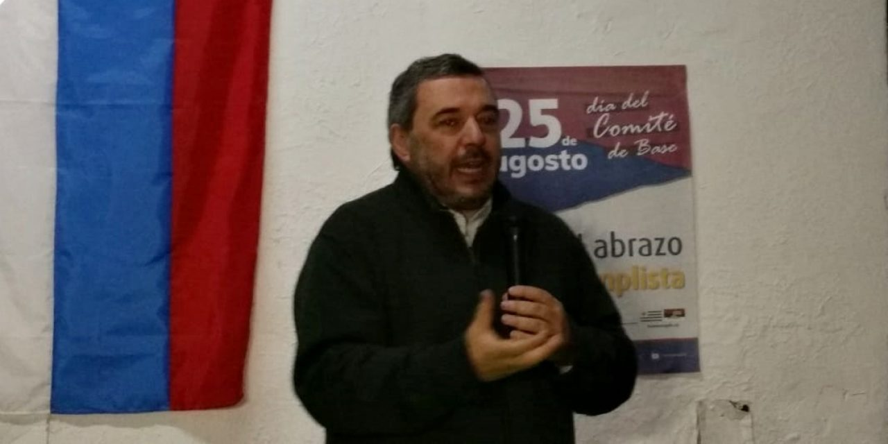 """Bergara se posiciona """"a distancias muy grandes de la concepción económica y filosófica de Talvi"""""""