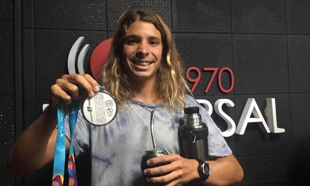 "Julián Schweizer: ""Haré al surf un deporte uruguayo"""