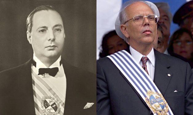 La sucesión de Luis Batlle y el liderazgo de Jorge Batlle