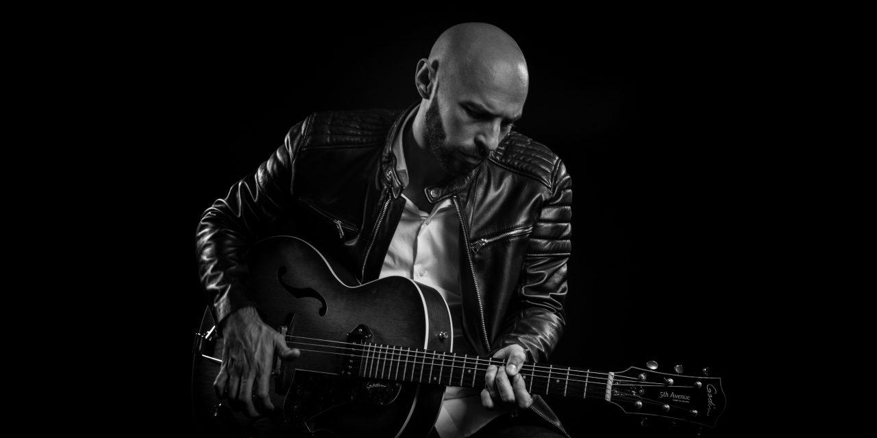 Santiago Cutinella presenta un disco de rock con pinceladas de blues en Sala Zitarrosa