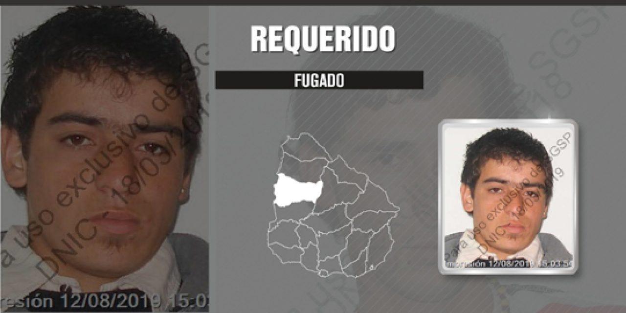Policía busca a hombre que se fugó de la cárcel de Paysandú
