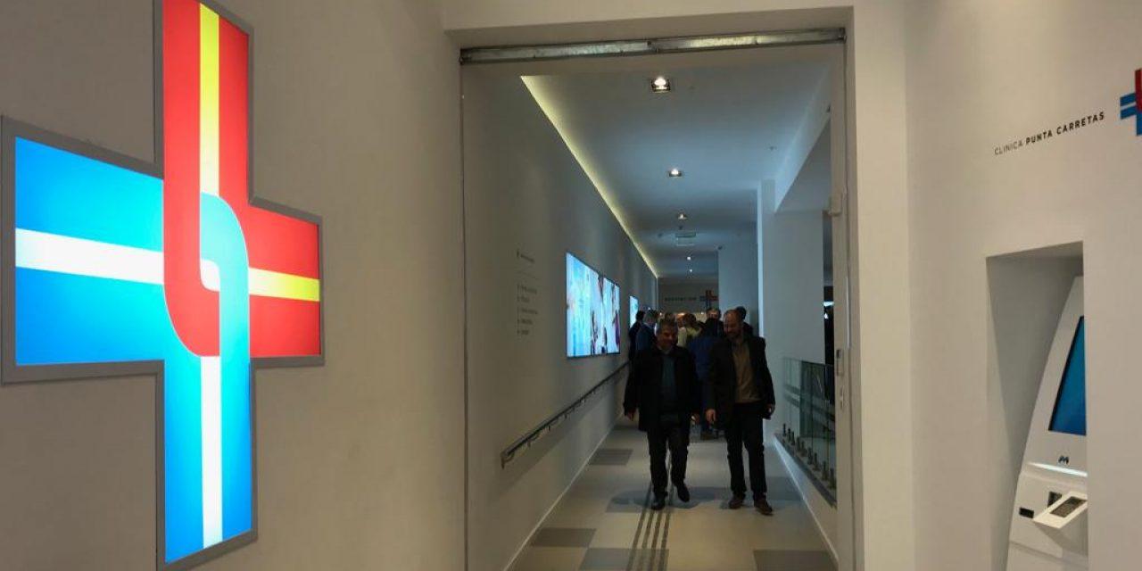 Asociación Española inauguró nueva clínica en Punta Carretas Shopping