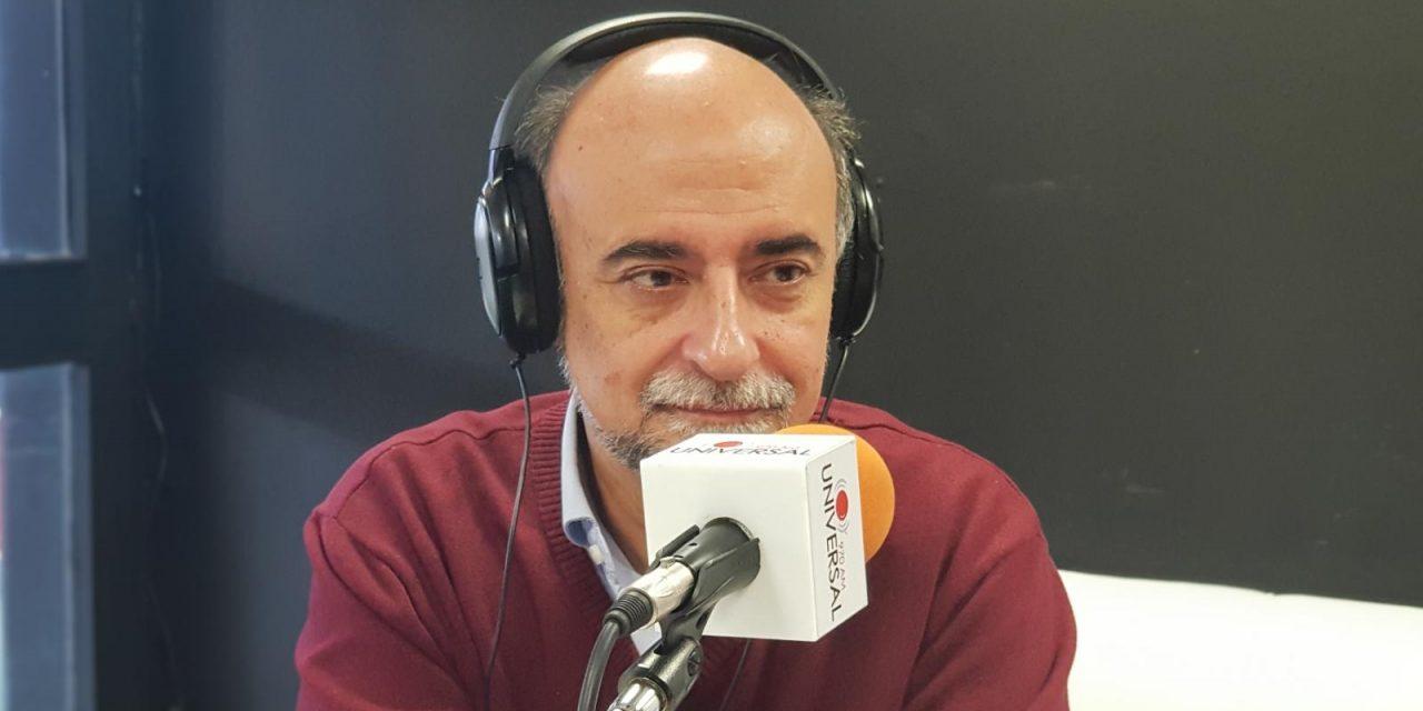 """Mieres piensa que Manini Ríos """"rehuye el debate"""" y que """"está muy incómodo"""""""
