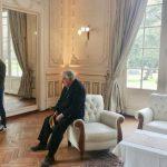 """José Mujica: """"estoy convaleciente, hace 15 días que no salgo de mi casa"""""""