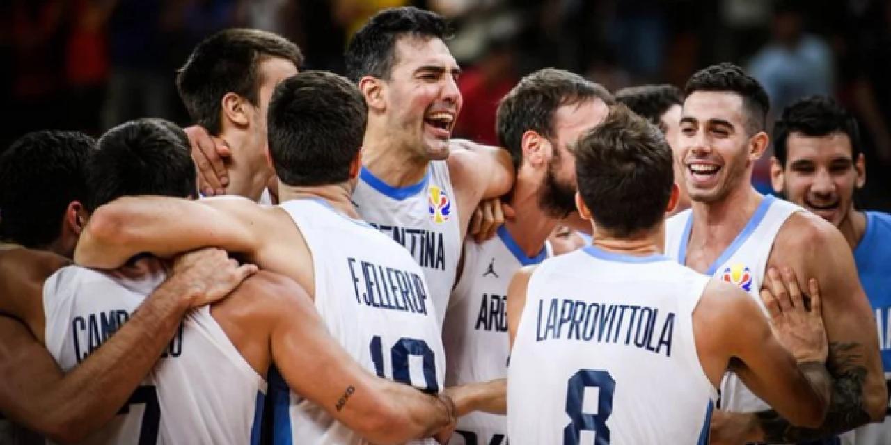 Argentina sigue haciendo historia: semifinalista del Mundial de Básquet