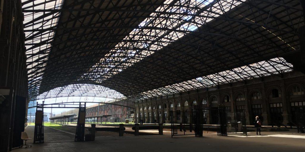 Ministro Rossi no descarta superficie comercial en la Estación Artigas
