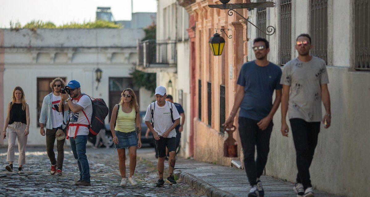 """""""Los buques están llenos"""" y se espera la visita de muchos argentinos ante su fin de semana largo"""