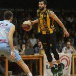Peñarol vuelve a la alta competencia del básquetbol uruguayo