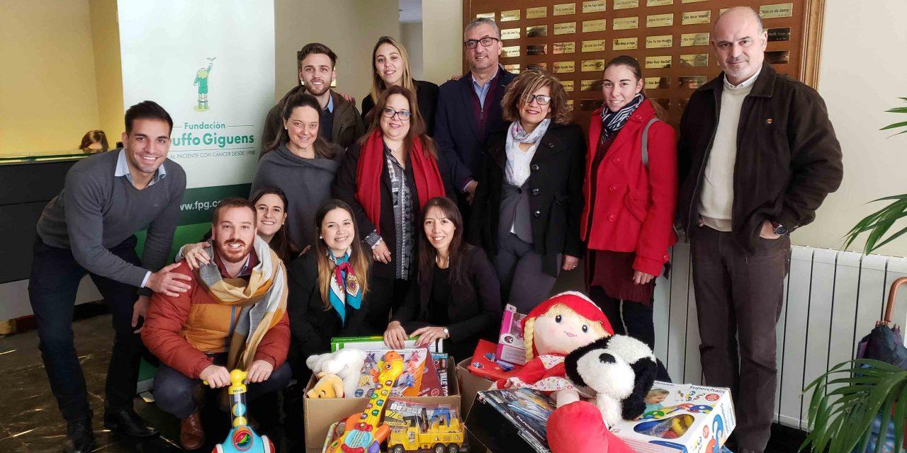 Alcance reafirma su compromiso con la fundación Peluffo Giguens