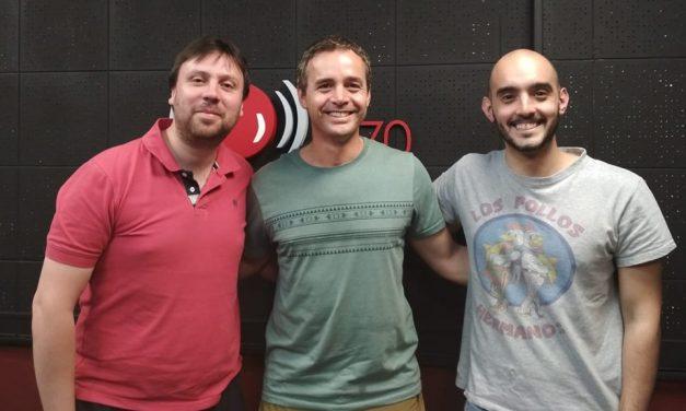Comienzos, anécdotas, viajes y política con Sebastián Beltrame en Hacemos lo que podemos