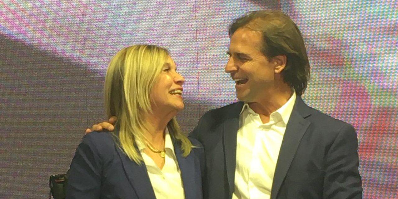 """Argimón aseguró que la gente se comprometió """"con el proyecto de alternancia encabezado por el Partido Nacional"""""""