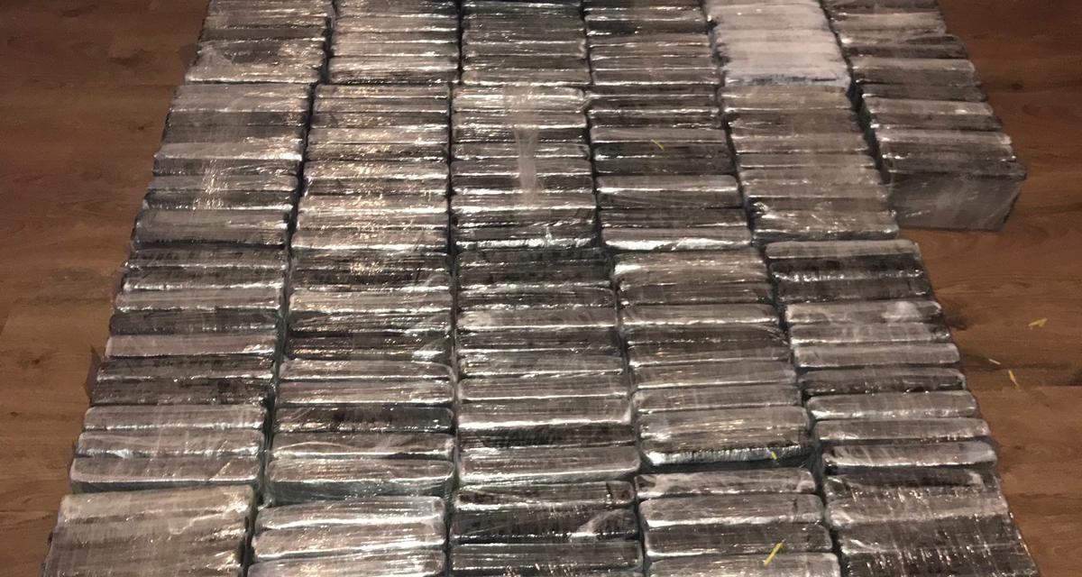 Prisión preventiva para los cinco detenidos por 400 kilos  de cocaína