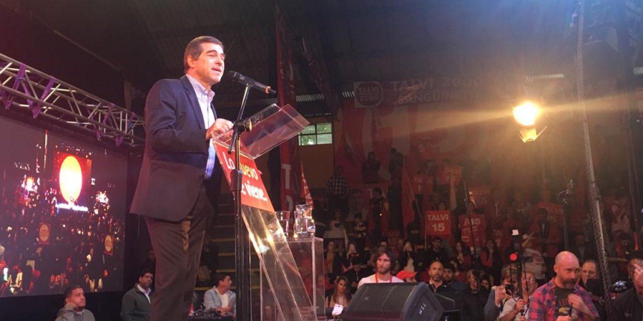 """Ernesto Talvi sobre el Frente Amplio: """"Todo lo que tocaron lo quebraron"""""""