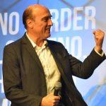 Hechos y no palabras: Martínez y Lacalle polarizan el último tramo de la campaña electoral