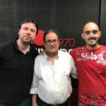 """Carlos Muñoz reconoció que renunció a Tenfield porque """"El Tano"""" Gutiérrez amenazó de muerte a su hijo Diego"""