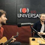 """La banda indie uruguaya Tom Chris & Tom presenta su primer álbum """"Luces"""" en el Sodre"""
