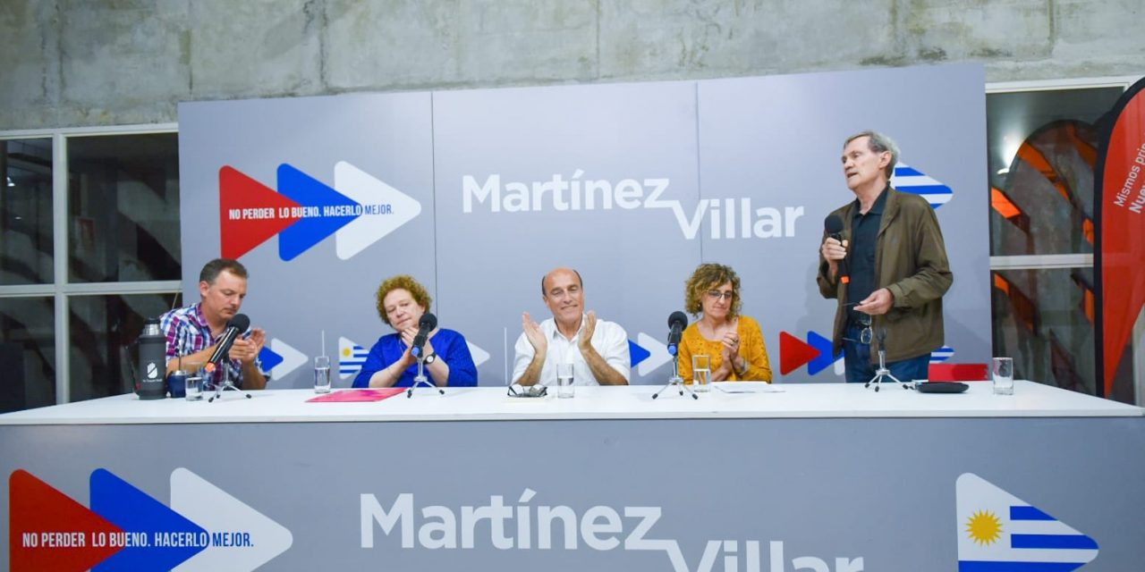 """Martínez: """"Necesitamos una educación que entienda el cambio descomunal y la velocidad de las transformaciones"""""""