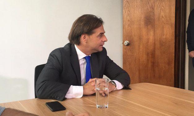 Lacalle Pou anunciará su gabinete el próximo lunes 16