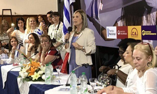 """""""Compromiso por las Mujeres"""": documento que firmaron mujeres referentes de la coalición"""