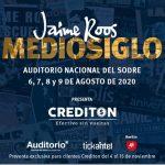"""Jaime Roos retorna a los escenarios festejando sus 50 años en la """"cancha"""""""