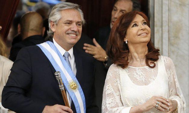 Alberto Fernández asumió como presidente de la República Argentina