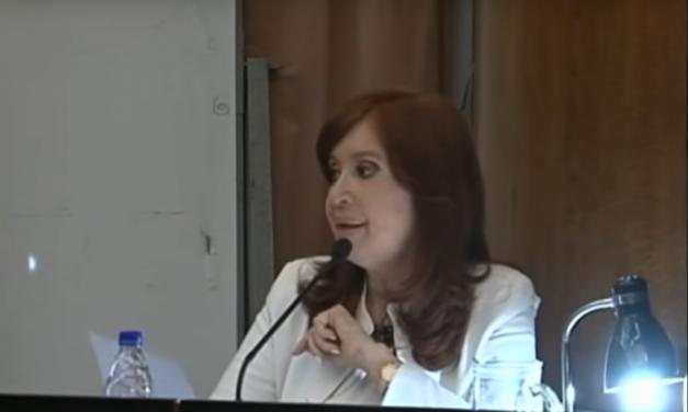 Las comparecencias de CFK y los vaivenes de la Justicia Argentina